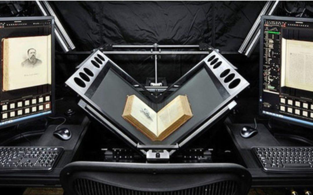 Utvida tilgang til digitalisert materiale
