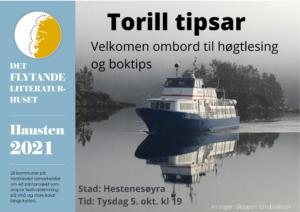 Torill tipsar @ Hestenesøyra