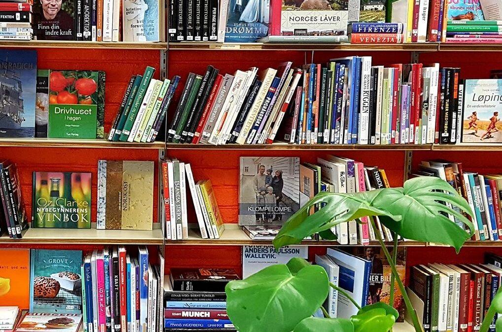 Biblioteket på Byrkjelo stengt frå 1. januar